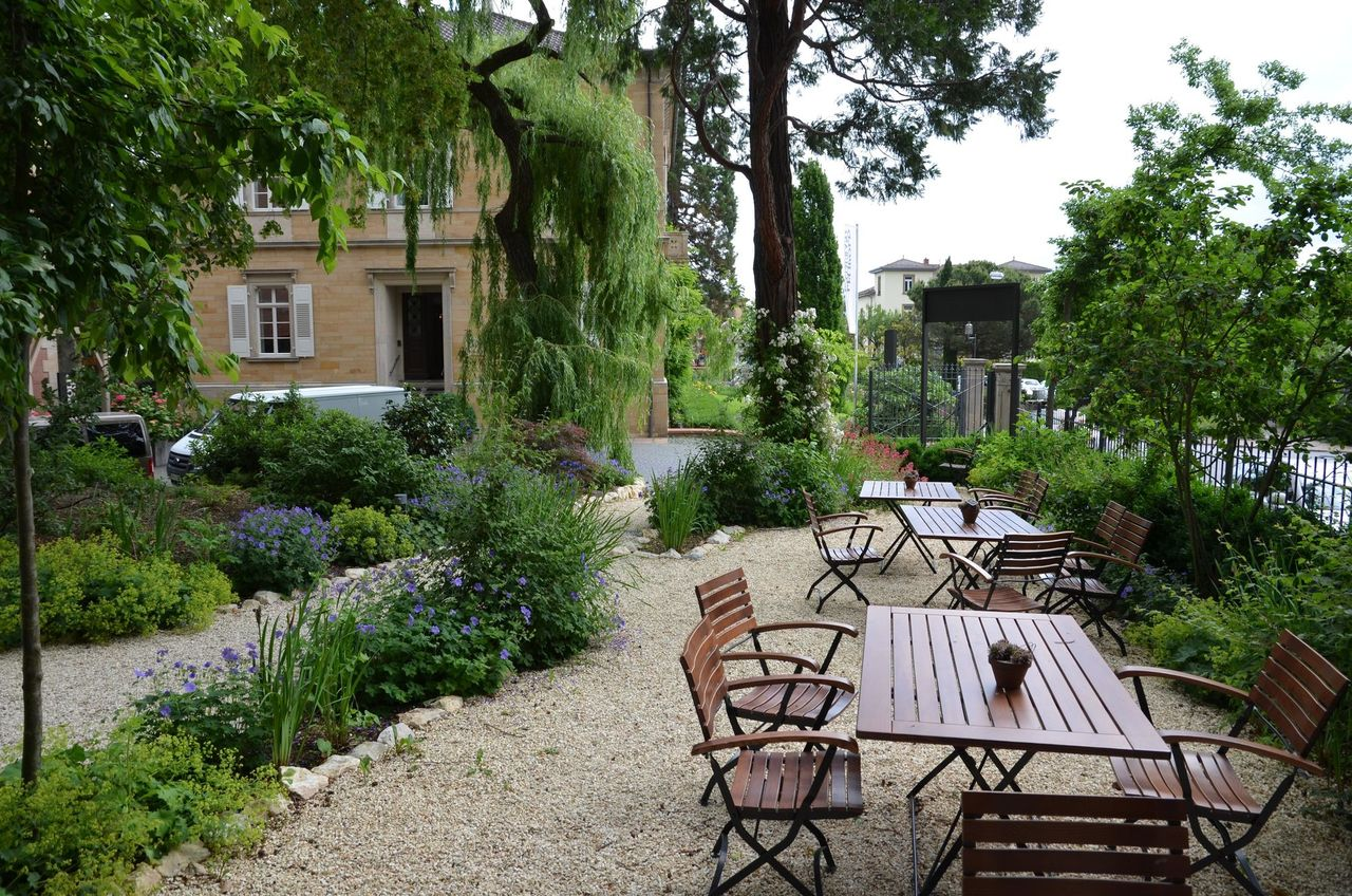 Kaisergarten Deidesheim architektenkammer rheinland pfalz weingut winning deidesheim