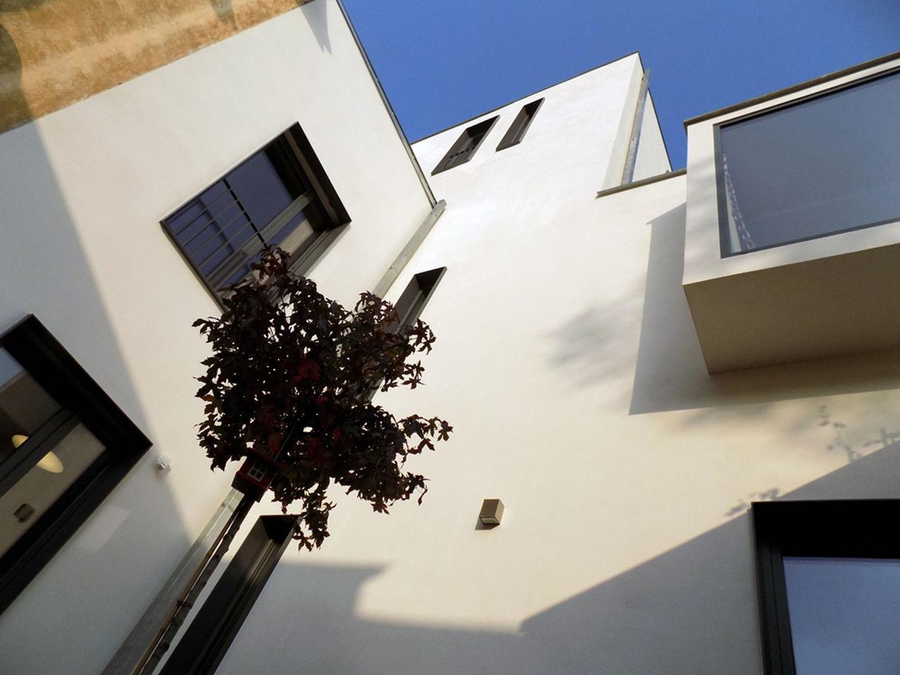 reihenhaus einrichten nachhaltiges bauwerk rustikalen elementen, architektenkammer rheinland-pfalz: programm, Design ideen