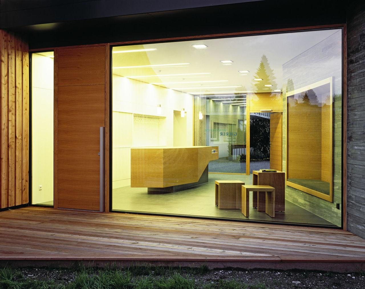 Architektenkammer Rheinland-Pfalz: Winzerhof Gierer